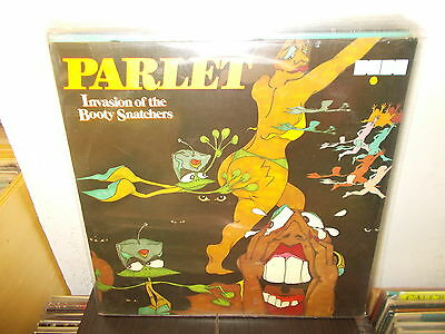 PARLET Invasion of the booty snatchers  LP S/S USA