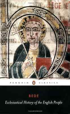 Ecclesiastical History of the English People: With Bede - Paperback NEW St.Bede,