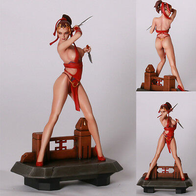 FFG Fantasy Figure Gallery Red Assassin by Wei Ho 1/6 resin figure Yamato