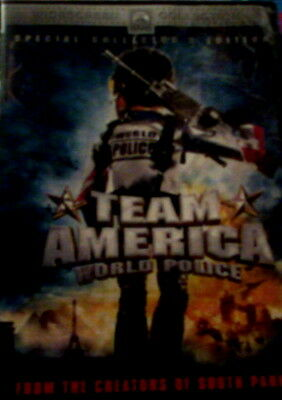 TEAM AMERICA WORLD POLICE (2004) From the Creators of SOUTH PARK SEALED DVD