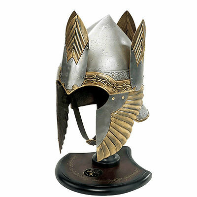 LORD OF THE RINGS Official Prop Replica HELM OF ISILDUR, Son of Elendil UC1430