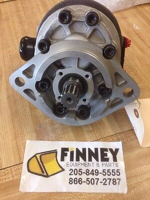 FORD BACKHOE Hydraulic pump NEW 445 555 D8NN600AA Webster