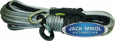 """XRC Synthetic Rope 12 000 lb. 7/16"""" x 88ft Universal fit Smittybilt 97712"""