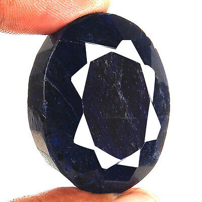 220 CTS IGLI CERTIFIED RARE HUGE TOP NATURAL BLUE SAPPHIRE PENDANT SIZE GEMSTONE