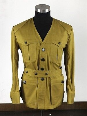 Wwii Italian M41 Tropical Replica Of Jacket (Custom Tailored / Made) -32739