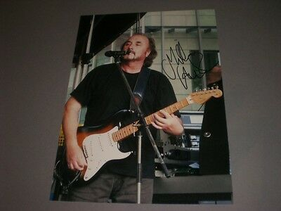 Miller Anderson Savoy Brown signed autograph Autogramm 8x11 inch photo in person