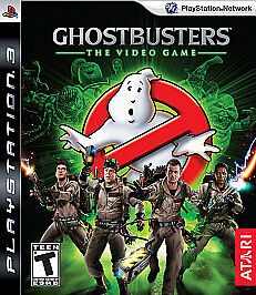 Ghostbusters The Video Game COMPLETE OKAY Sony Playstation 3 PS3
