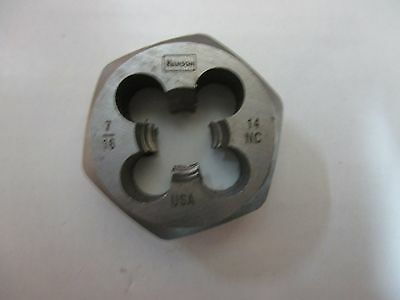 Hanson DIE 3//8-16NC1HEX CARDED HANSO 9434