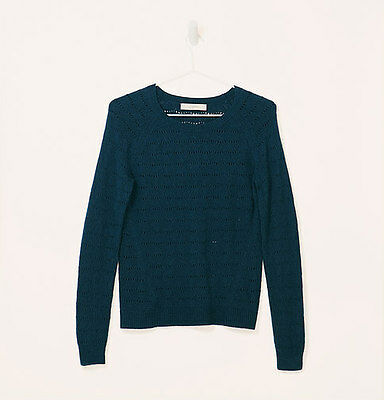 Ann Taylor LOFT Pointelle Sweater Pullover Various Colors and Sizes NWT