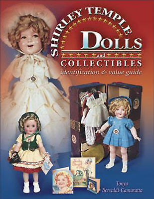 SHIRLEY TEMPLE COLLECTIBLES ID & Price Guide NEW