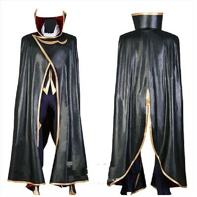 Code Geass Cosplay Costume Custom Made - Lelouch of the Rebellion CG08