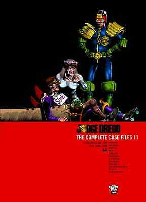 Judge Dredd: The Complete Case Files 11: Complete Case  - Paperback NEW Wagner,