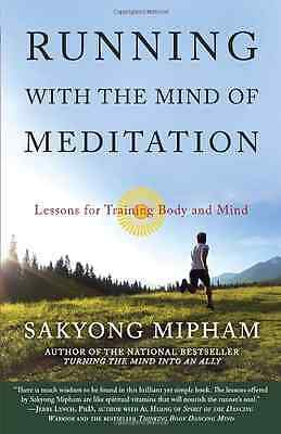 Running with the Mind of Meditation: Lessons for Traini - Rinpoche, Sakyo NEW Pa