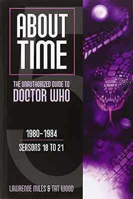 About Time 1980-1984 Seasons 18 to 21: 5 (About Time; T - Paperback NEW Miles, L