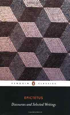 Discourses and Selected Writings (Penguin Classics) - Paperback NEW Epictetus 20