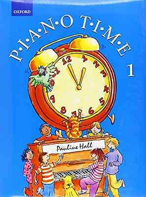 Piano Time - Paperback NEW Hall, Pauline 2004-07-15