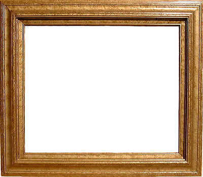 """Marble Gold frame, framing & stretching for 24x36"""" OR 36X24"""" oil painting"""