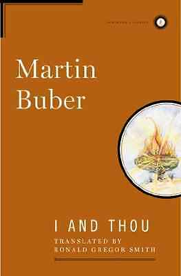 I and Thou - Hardcover NEW Buber, M 2000-06-13