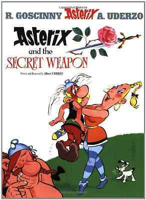 Asterix and the Secret Weapon: 29 (Asterix (Orion Paper - Paperback NEW illustra
