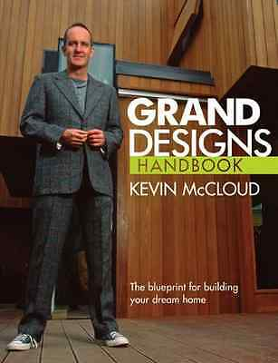 Grand Designs Handbook: The Blueprint for Building Your - McCloud, Kevin NEW Pap