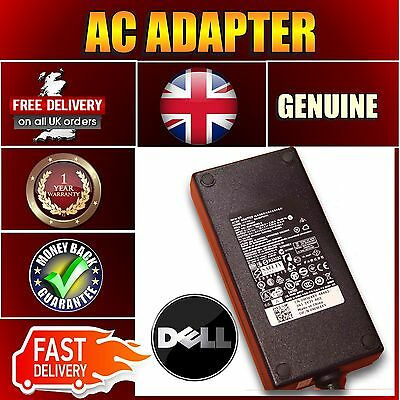 Alienware Dell 19.5v 9.23a DA180PM111 Laptop Power Supply AC Adapter Charger for