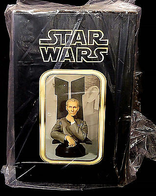 Star Wars Grand Moff Tarkin Gentle Giant Bust Statue New 2003