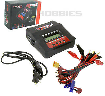 Venom 0684 Pro 3 7AMP AC / DC Peak Charger for LiPo / NiMh / NiCd / Lead Acid