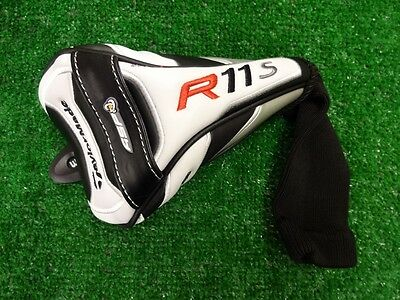 New TaylorMade R11s & R11s TP 3 5 & 7 Fairway Wood White Headcover