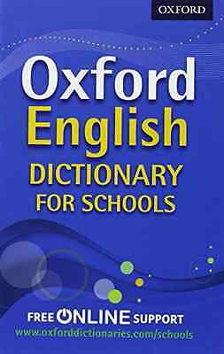 Oxford English Dictionary for Schools - Hardcover NEW Oxford Dictiona 2012-05-03