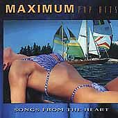 CD • Various Artists • Maximum Pop Hits: Songs from the Heart •