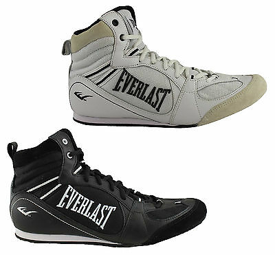 Mens Everlast Hurricane Mid Sneakers/boots/boxing Shoes/mma Training/sparring