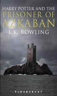 Harry Potter and the Prisoner of Azkaban (Book 3): Adul - Paperback NEW Rowling,