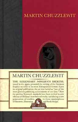 Martin Chuzzlewit (Nonesuch Dickens) - Dickens, Charle NEW Hardcover 20 Nov 2008