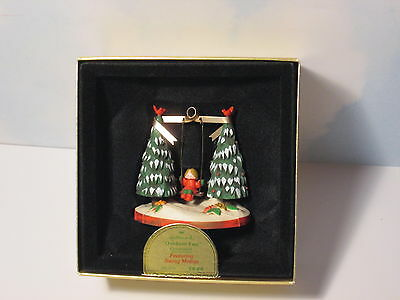 Hallmark Keepsake Ornament 1979 Outdoor Fun QX150-7 MIB