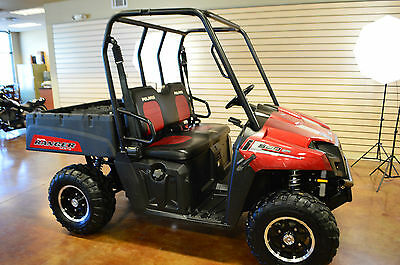 2012 Polaris Ranger 4x4 Side By Side ATV Farm Use Hunting Use NO RESERVE Clean