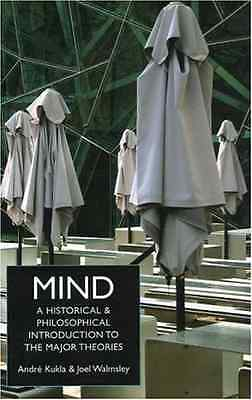 Mind: A Historical and Philosophical Introduction to th - Library Binding NEW Ku
