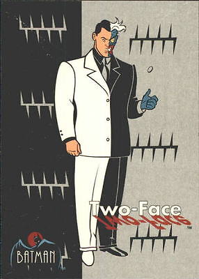 1993 Batman The Animated Series One #25 Two-Face
