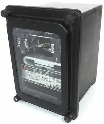 general electric time overcurrent relay acaa bull picclick ge general electric 12iac51b3a inverse time overcurrent relay iac 24v 60 amp