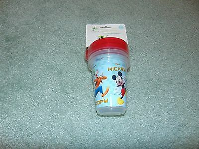 ~3 NEW DISNEY'S MICKEY MOUSE & Friends Reusable Cups! BPA Free Nice L@@K FS:)