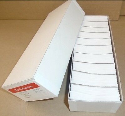 "Box of 1000 #1 Glassine stamp Envelopes 1 3/4"" x 2 7/8"" westvaco cenveo jbm"