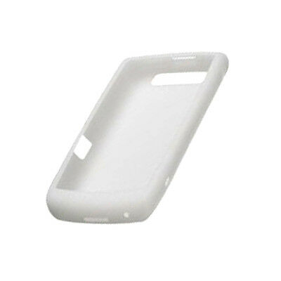 OEM NEW White Silicon Gel Skin Case Cover for Blackberry STORM 2 II 9520 9550