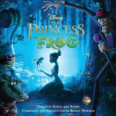 Various Artists - The Princess and the Frog (Original Soundtrack) [New CD]