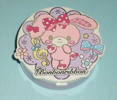 2013 Japan Original Sanrio Bonbonribbon rabbit  Mini Storage Box mini case