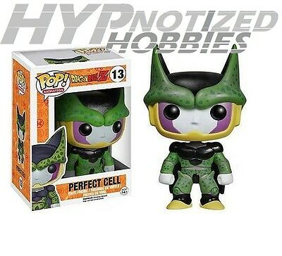 Funko Pop Animation Dragon Ball Z Perfect Cell 13
