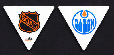 System of a Down Daron Malakian NHL Triangle Guitar Pick - 2011 Tour SOAD