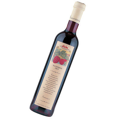 DARBO SIRUP | fruit syrup | Himbeer| 0,50 Liter (€ 1,18 pro 100 ml)