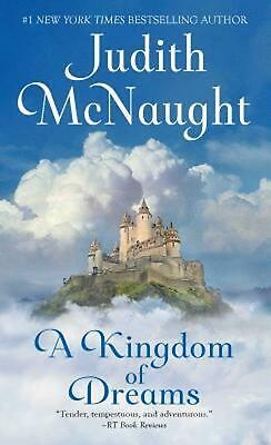 A Kingdom of Dreams by Judith McNaught Mass Market Paperback Book (English)