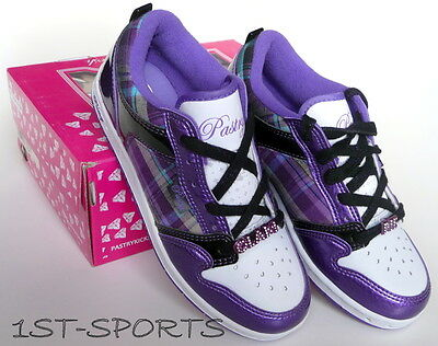 Girls Trainers, Shoes, Pastry Glam Pie Berry Plaid Girls Trainers, Shoes Uk 3
