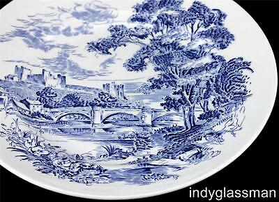 """Wedgwood COUNTRYSIDE BLUE 10"""" Dinner Plate 20% OFF"""