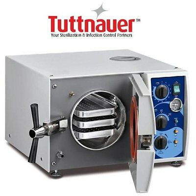 New Tuttnauer 1730 Valueklave Autoclave!!! FDA approved Nail Salon/tattoo shop
